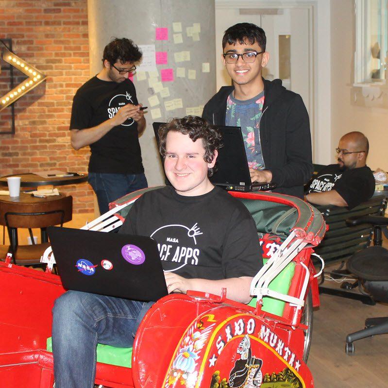 Participants Hacking